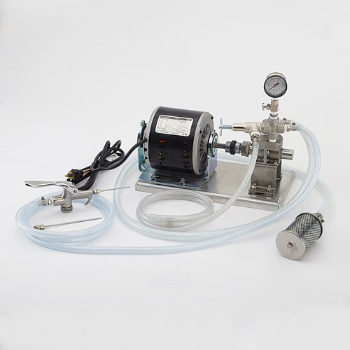 Curing Pump Replacement Parts
