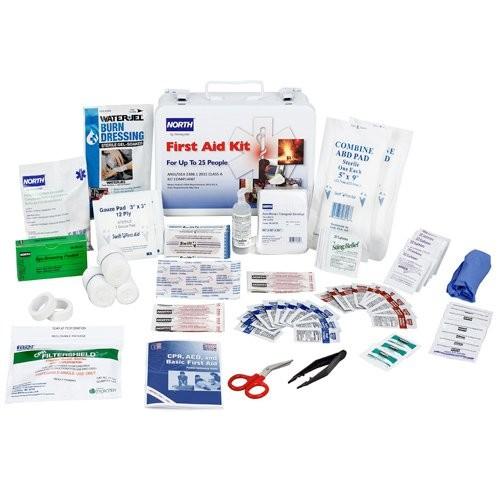 #25 First Aid Kits