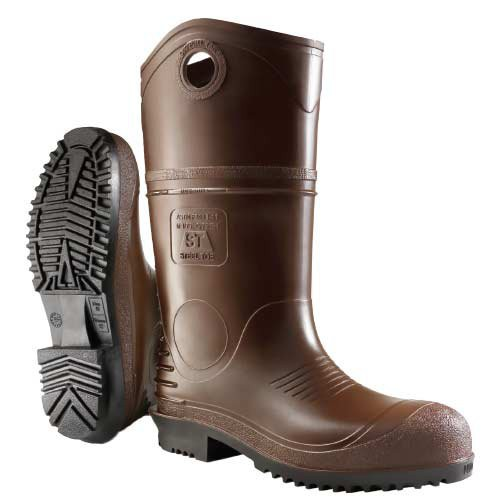 Dunlop Brown DuraPro XCP Superpoly Upper Boots