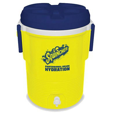 Sqwincher 5-Gallon Cooler