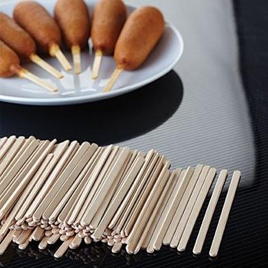 """5-1/2"""" Corn Dog Sticks"""