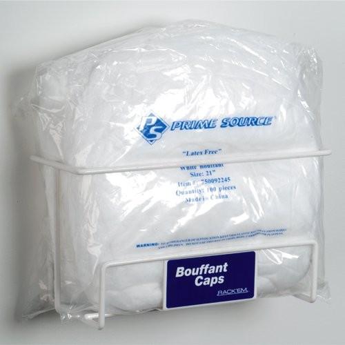 Rack 'Em Bouffant Cap & Hairnet Dispenser