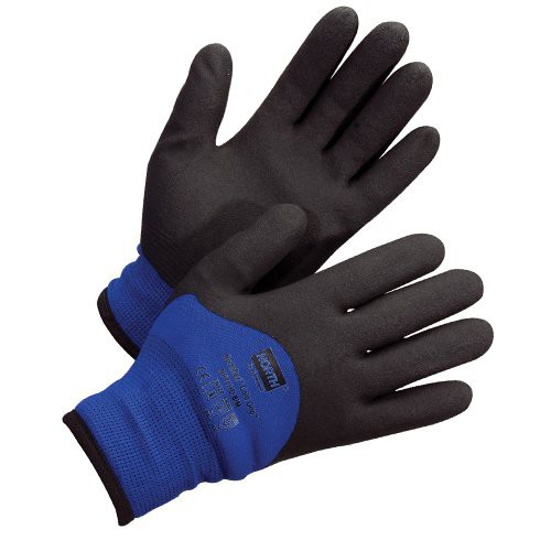 North PVS Foam-Dipped Thermal Gloves