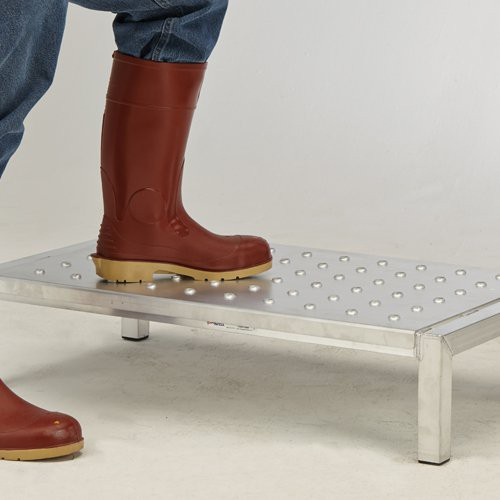 Anti-Slip Dunnage Rack Cover Stand