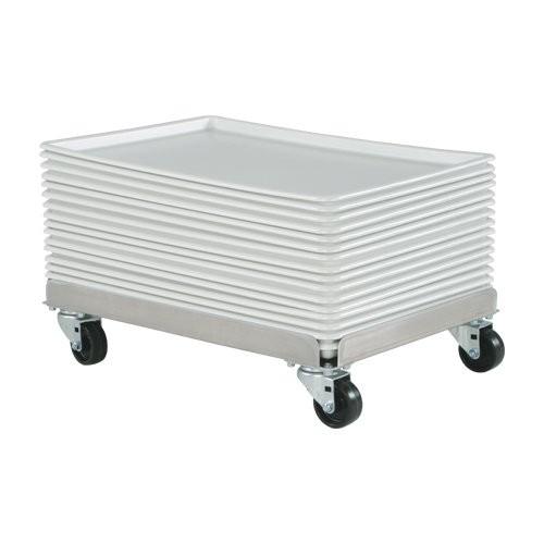 Aluminum Pan/Platter Dolly