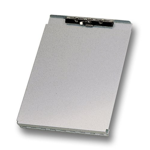 Aluminum Covered Clipboard