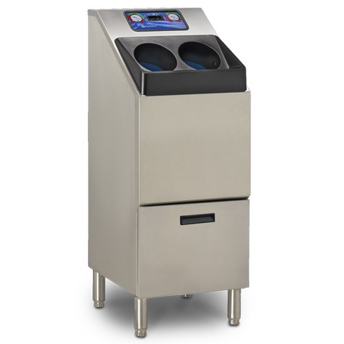 Single-Bay, Free-Standing CleanTech 2000S Automated Handwashing Station