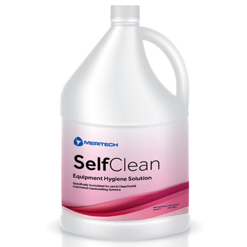 SelfClean Equipment Hygiene Solution