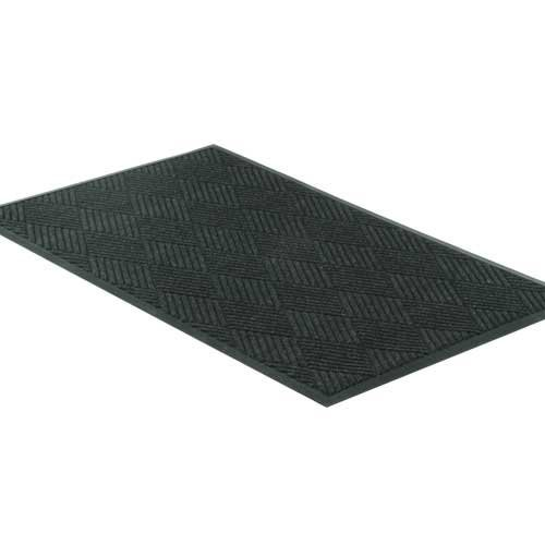 Diamond-Style Entrance Floor Mat