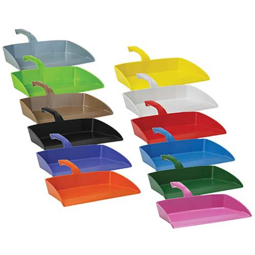 Vikan Color-Coded Dustpans