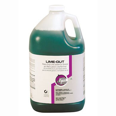 Lime-Out, Delimer/Descaler, 1-gal.