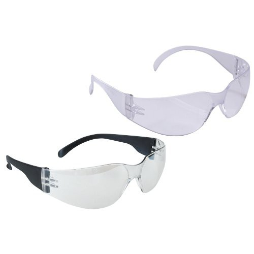 Economy Scratch-Resistant Safety Glasses