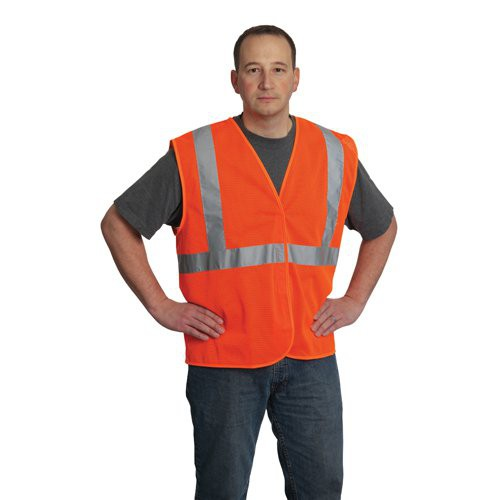 Class 2 Mesh or Solid Fabric Vests