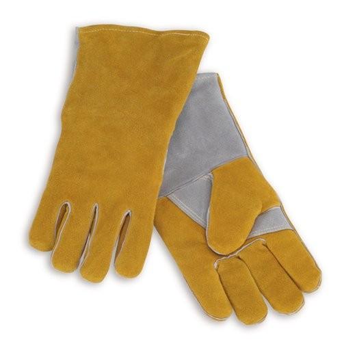 Leather Welder's Glove