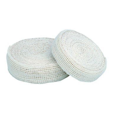 Cotton and Polyester Elastic Netting Rolls