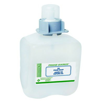 Prime Source 2,000-mL E2 No-Scent Foam Soap