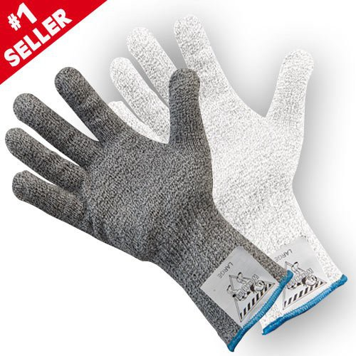 Workhorse A610 - ANSI Level 6, 10-Gauge Cut-Resistant Gloves