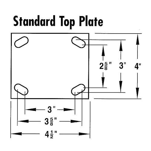 Standard Top Plate
