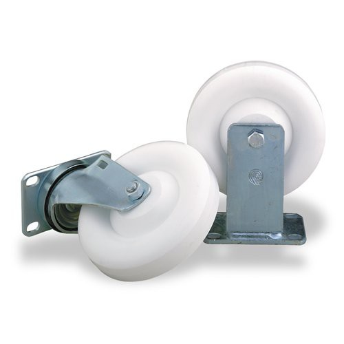 Economy Plated Casters