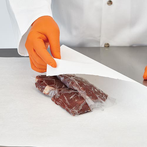 Kold-Lok Butcher Paper is ideal for packaging venison.