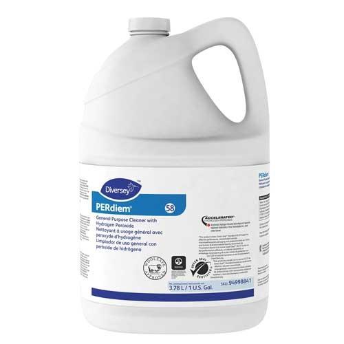 PERDiem General Purpose Cleaner with Hydrogen Peroxide, 5 Gallon