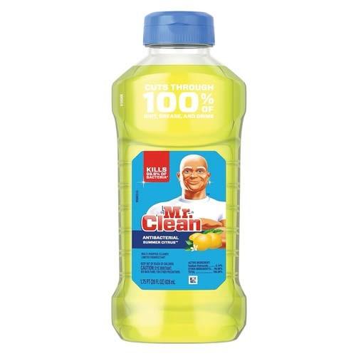 Mr. Clean Antibacterial Citrus Cleaner, 24-oz.
