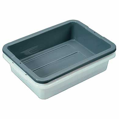 Rubbermaid Molded Poly Totes