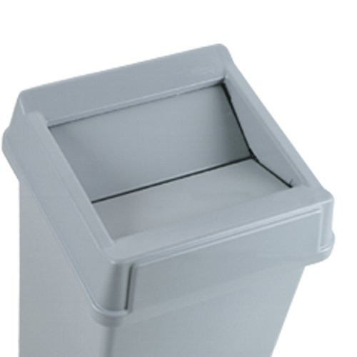 Top view of 50-gallon container