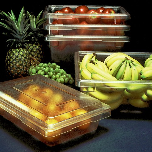 Large food boxes are ideal for food prep applicatons.