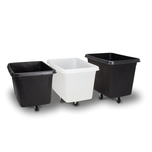 Choose from 300-lb. or 500-lb. capacity in white or black.