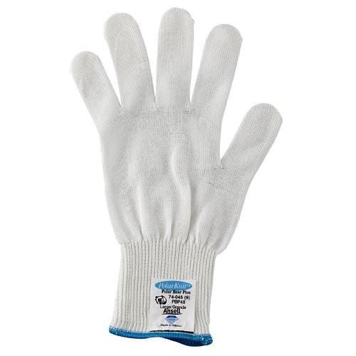 White PolarBear Plus 45 Cut-Resistant Gloves