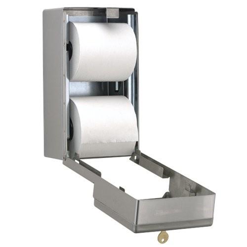 Stainless Steel Toilet Tissue Dispenser Bunzl Processor Division
