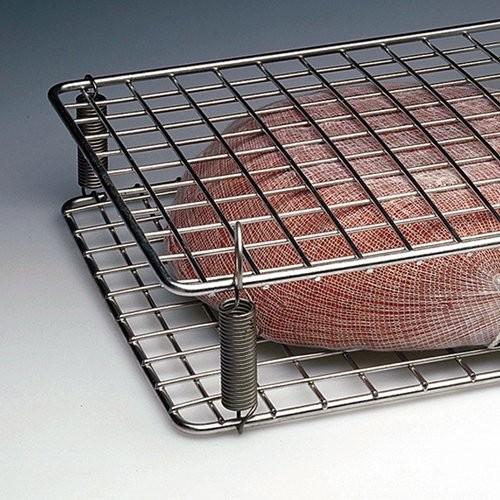 Stainless Steel Wire Ham Press