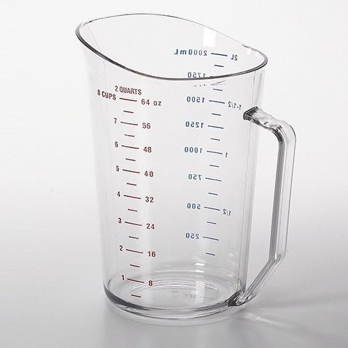 2-Quart (8 Cup) Measuring Cup