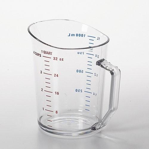 1-Quart (4 Cup) Measuring Cup