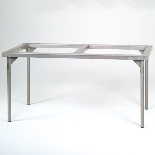 Reinforced corner bracing makes these tables stronger than ever.