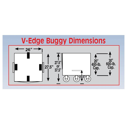 V-Edge Buggy Dimensions