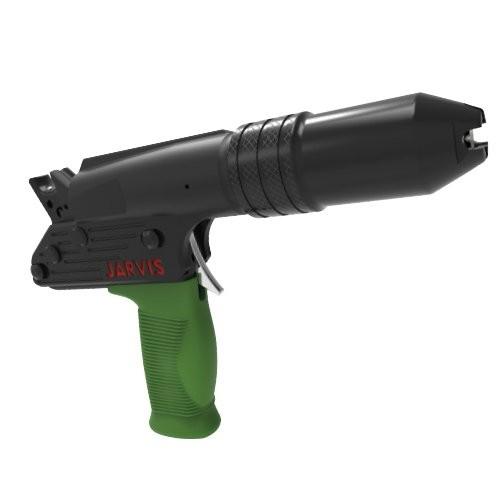 jarvis 25 caliber heavy duty captive bolt pistol style stunners