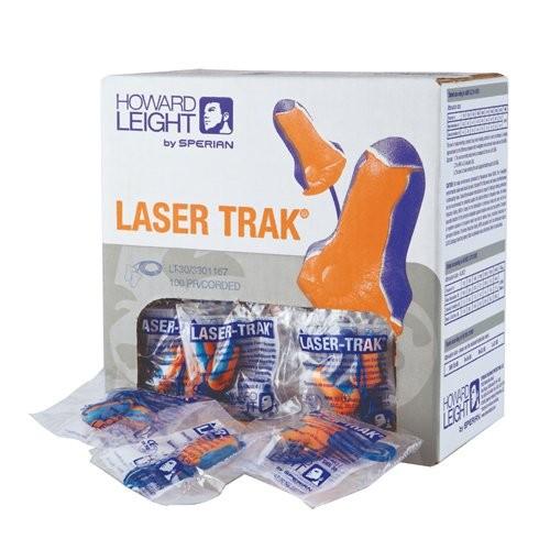 Laser Trak Detectable Disposable Plugs Bocx