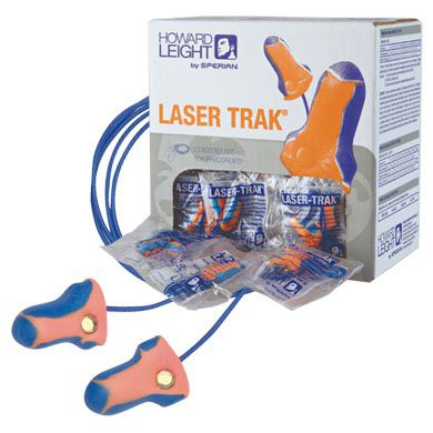 Laser Trak Detectable Disposable Plugs