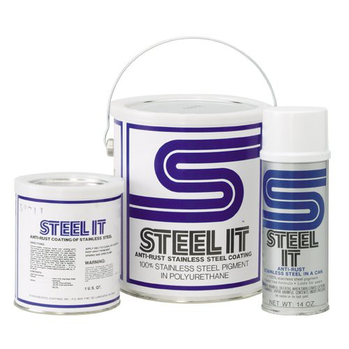E Coating Stainless Steel Steel-It Stainless Ste...