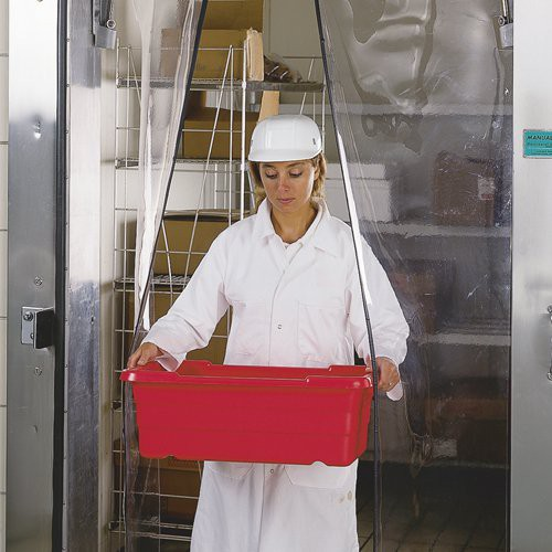 ToteAll 2000 Molded Poly Boxes are perfect for just about any job!