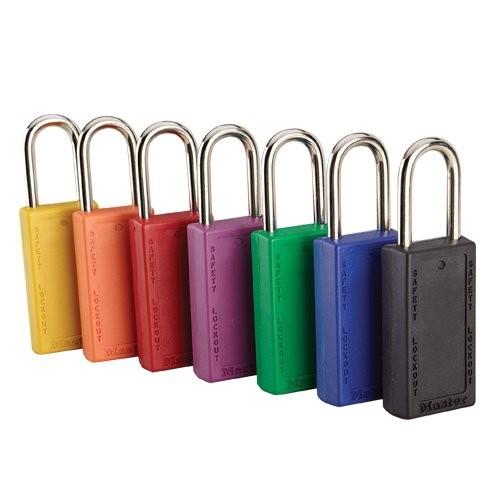 "Master Lock 3"" Lockout Locks"