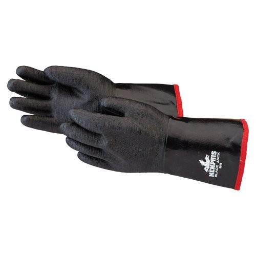 Black Jack 14'' Premium Multi-Dipped Neoprene Gloves