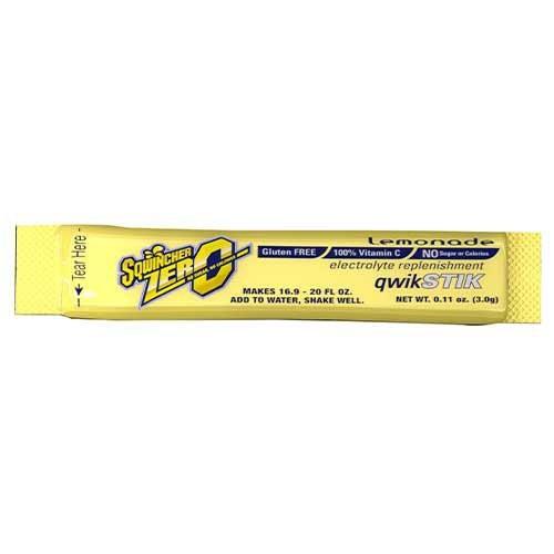 Lemonade Sqwincher 20-oz. Qwik Stik ZERO