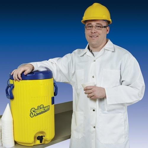 Sqwincher 5 Gallon Cooler