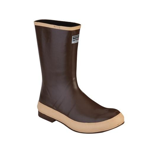 Plain Toe Dipped Neoprene Boot