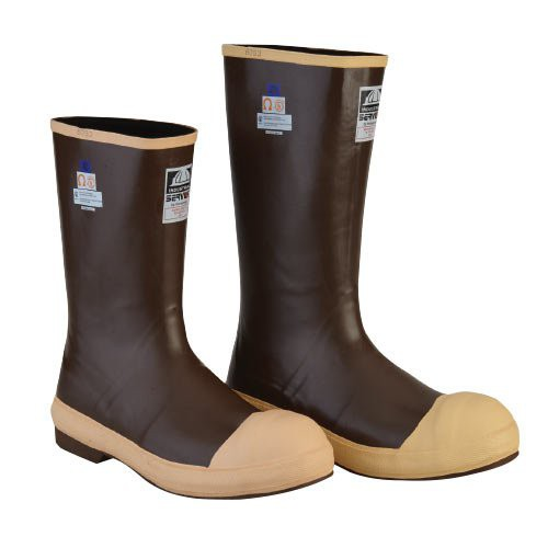 Steel Toe Dipped Neoprene Boot