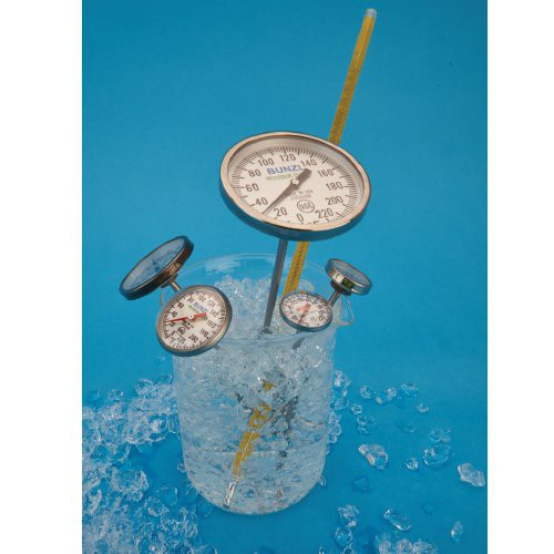Glass calibration thermometers bunzl processor division for Koch thermometer