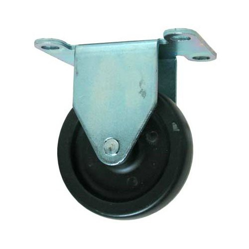 """Replacement 3"""" Rigid Plate Caster"""